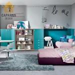 Детская комната Di liddo & perego senior