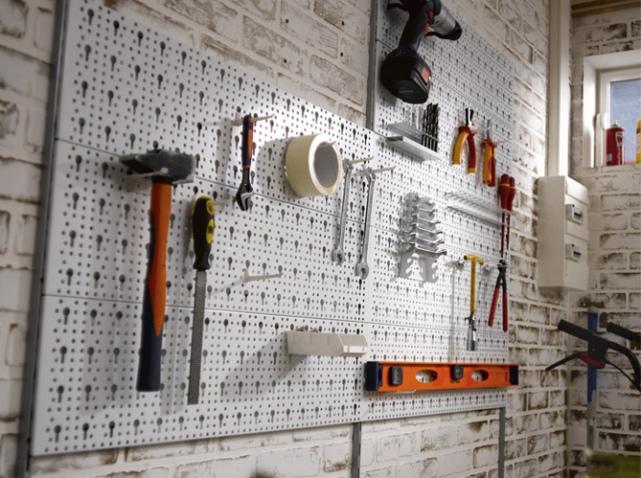 дизайн кладовки в городской квартире