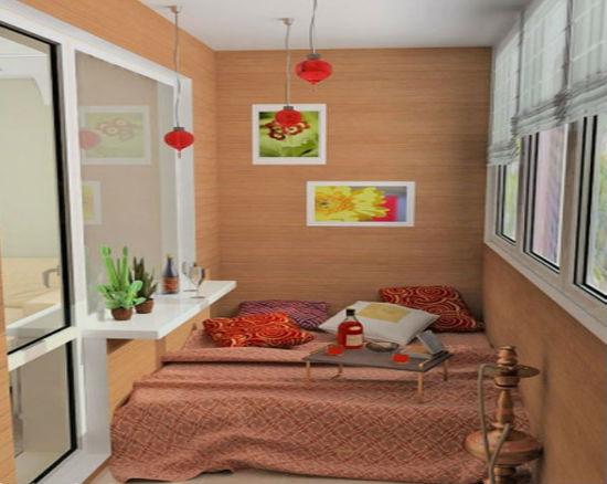 Обустраиваем балкон в городской квартире capanna design в са.