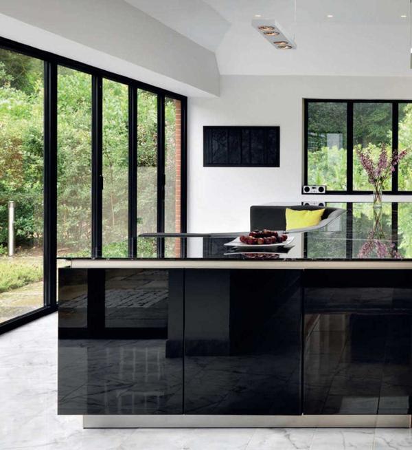 Многофункциональная кухня от британских дизайнеров