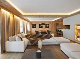 Квартира в стиле шале