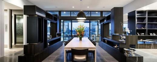 Дизайн проект интерьера элитной недвижимости в Санкт-Петербурге
